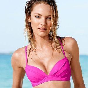 Victoria's Secret Angel Convertible Push Up Bikini